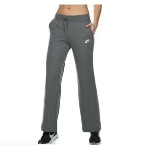 new Nike XS gray sweats